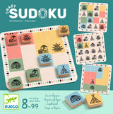 Djeco Games - Crazy Sudoku