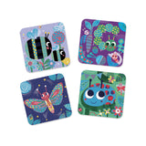 Djeco Scratch Cards - Bugs