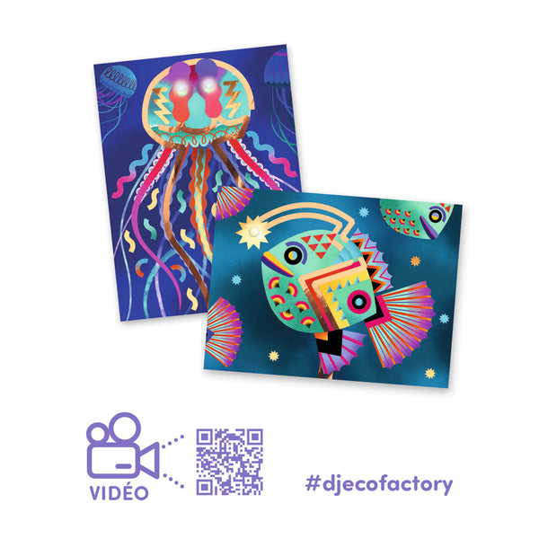 Djeco Art + Technology - Abysses
