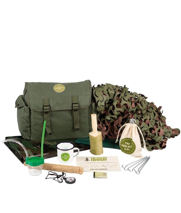 Outdoor learning resource den making kit