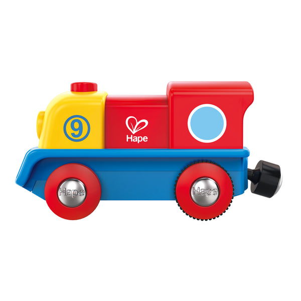Hape Brave Little Engine