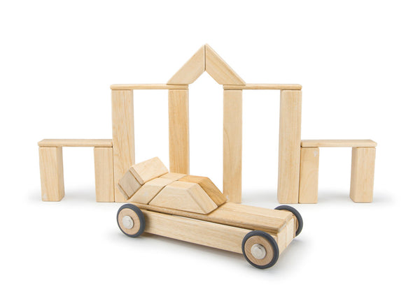 Tegu Natural 42 Piece Set
