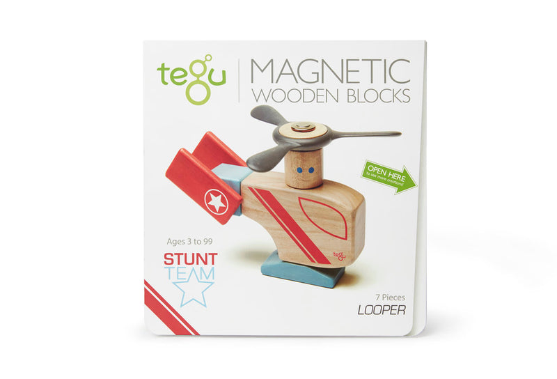 Tegu Stunt Team Looper