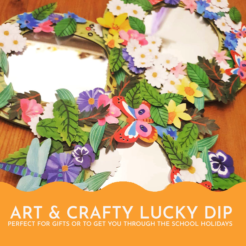 The Art and Craft Lucky Dip