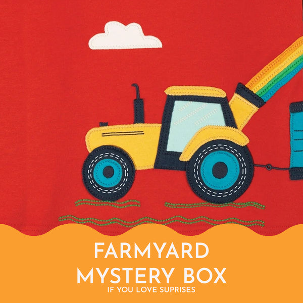 The Farmyard Mystery Box