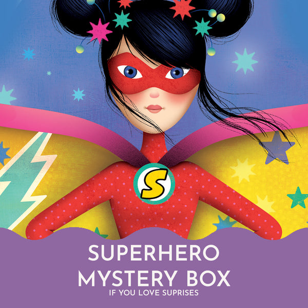 The Superhero Mystery Box