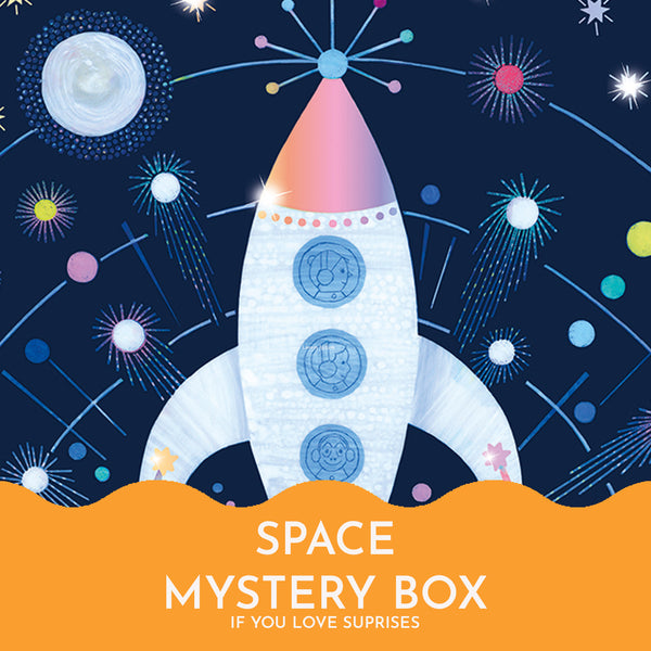 The Space Mystery Box