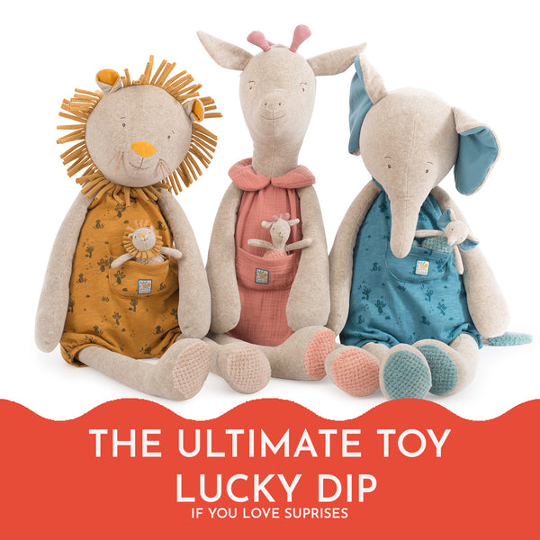 The ULTIMATE Toy Lucky Dip