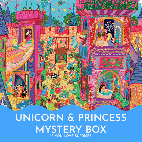 The Unicorn & Princess Mystery Box
