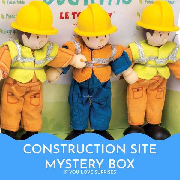 The Construction Mystery Box