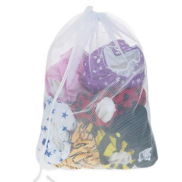 Baba & Boo Mesh Laundry Bag - Pack Of 2