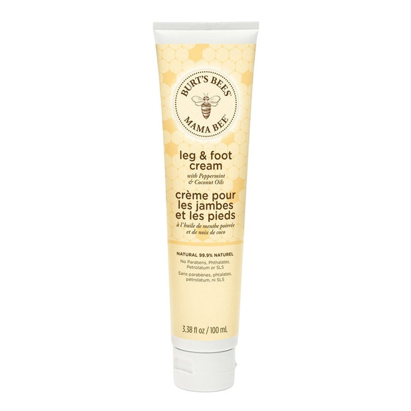 Burts Bees Mama Bee Leg & Foot Cream (100Ml)