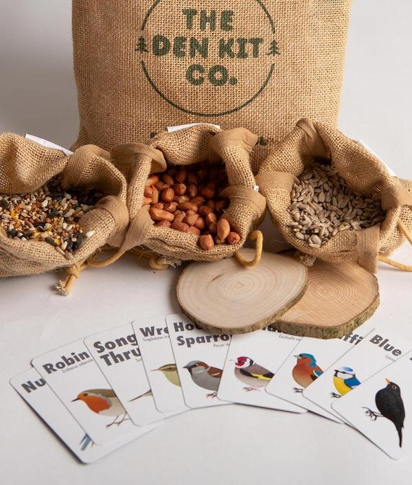 The Den Kit Company - Make A Pizza For The Birds Kit