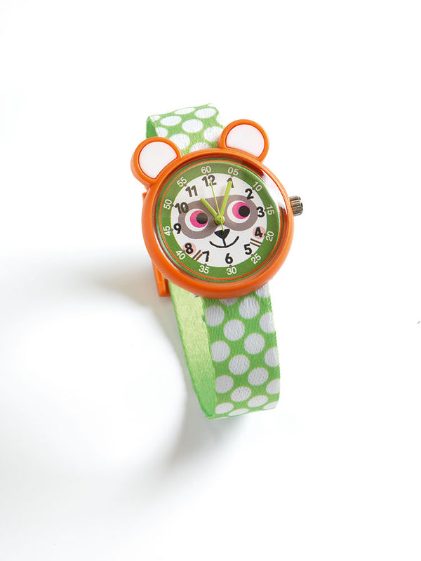 Djeco Watches - Raccoon