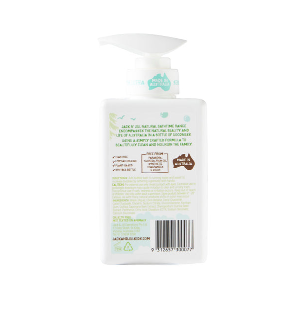 Jack N' Jill Simplicity Bubble Bath 300Ml
