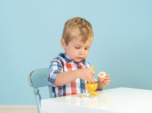 Le Toy Van Dippy Egg Cup Set