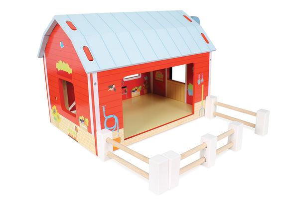 Le Toy Van Red Barn