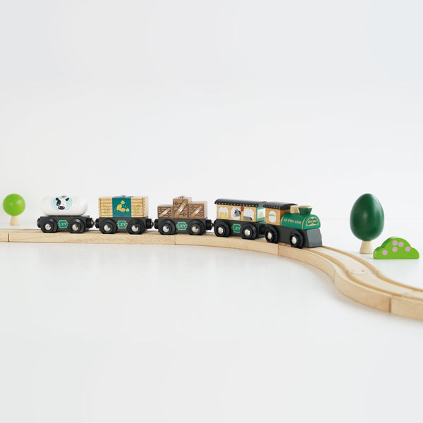 Le Toy Van Great Green Train