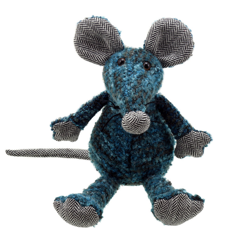 Blue Wollie Rat