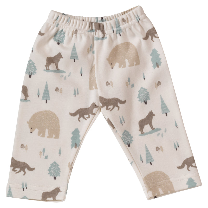 Pigeon Wolf Leggings Blue