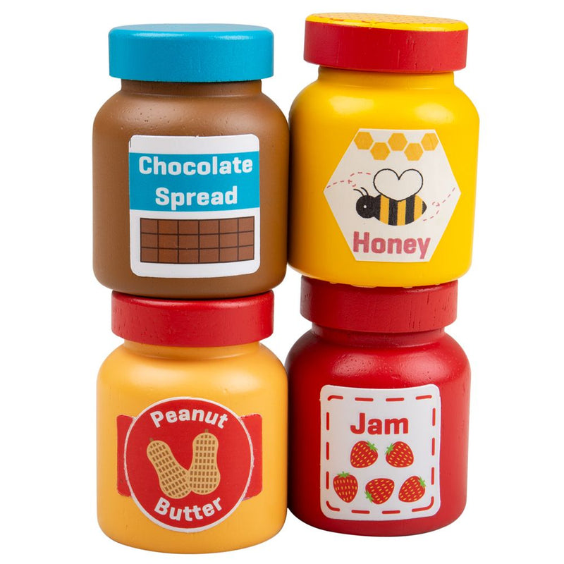 Bigjigs Jars & Spreads