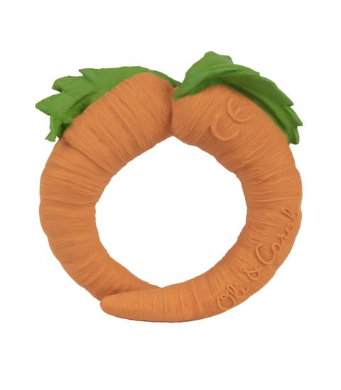 Oli & Carol Carol Carrot Teether