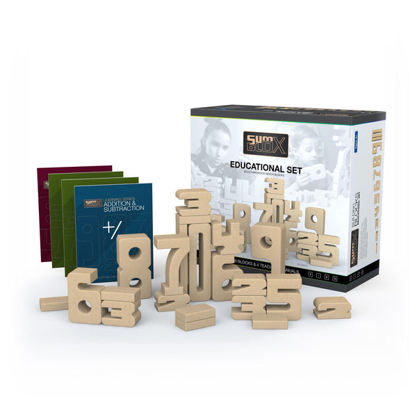 Sumblox Building Blocks 'Educational Set'