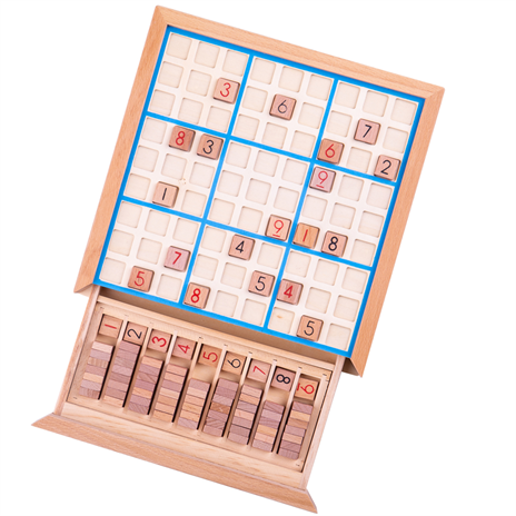 Bigjigs Wooden Sudoku Game