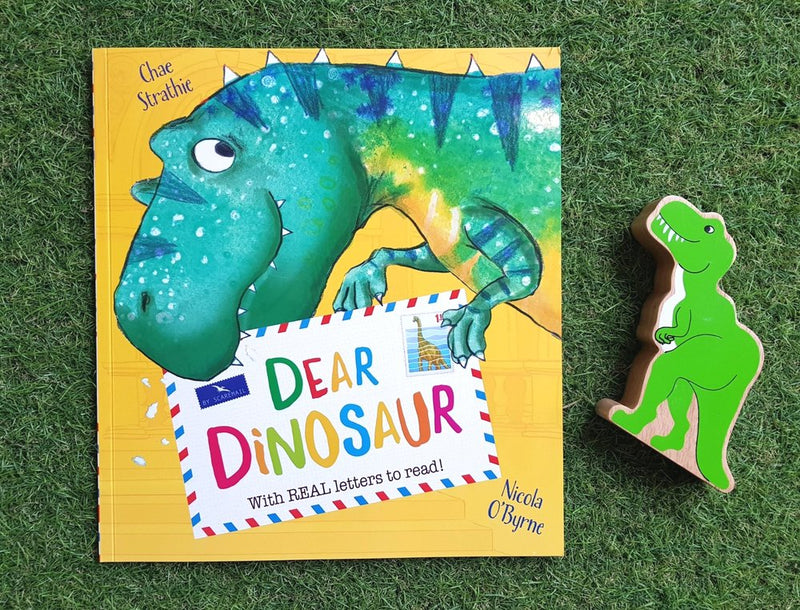 Dear Dinosaur Small Story Sack
