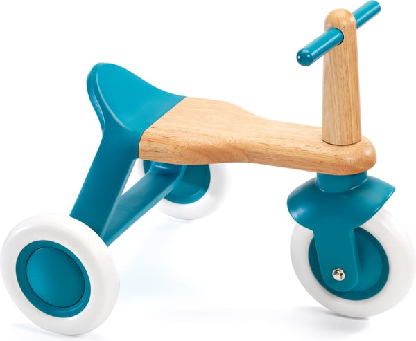 Djeco Roll'It! Tricycle - Blue