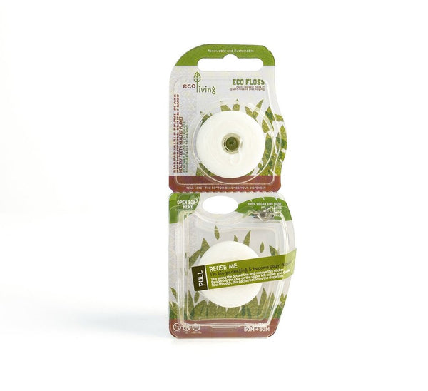Eco Floss -Plant-Based, Vegan Dental Floss