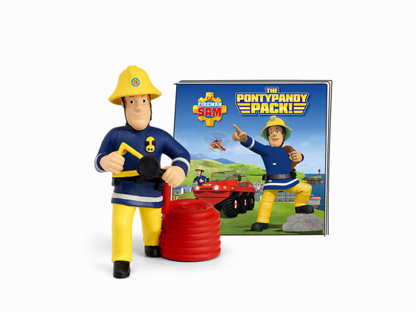 Tonies Fireman Sam- The Pontypandy Pack Tonie