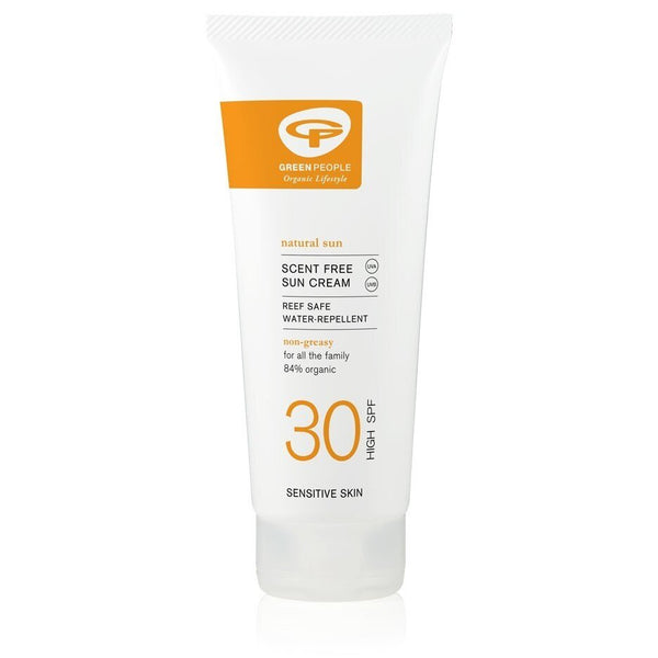 Green People Suncream Spf30 - 200Ml