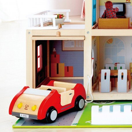 Hape Dolls Family Mansion