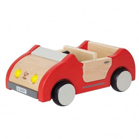 Hape Wooden Family Car