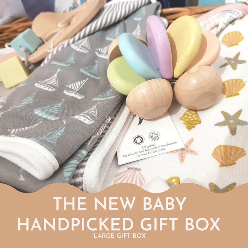 The New Baby Handpicked Gift Box £50