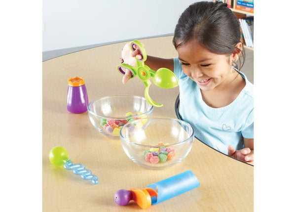 Learning Resources Sand & Water Set Fine Motor Tool Set