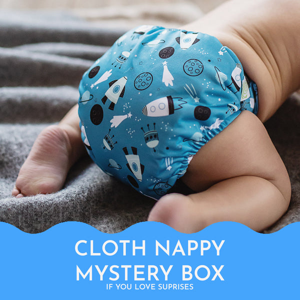 The Cloth Nappy Mystery Box