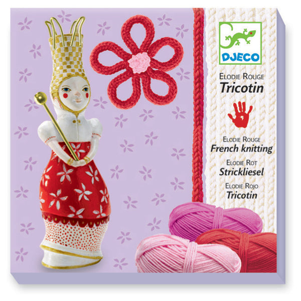 Djeco French Knitting Doll Kit