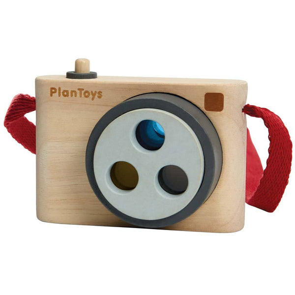 Plan Toys Colour Snap Camera