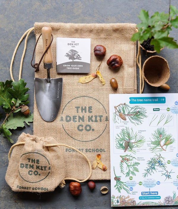 The Den Kit Company - Plant A Tree Kit