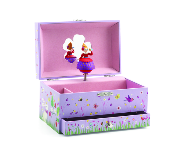 Djeco Princess Music Box