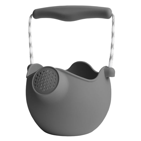 Scrunch Watering Can In Charcoal