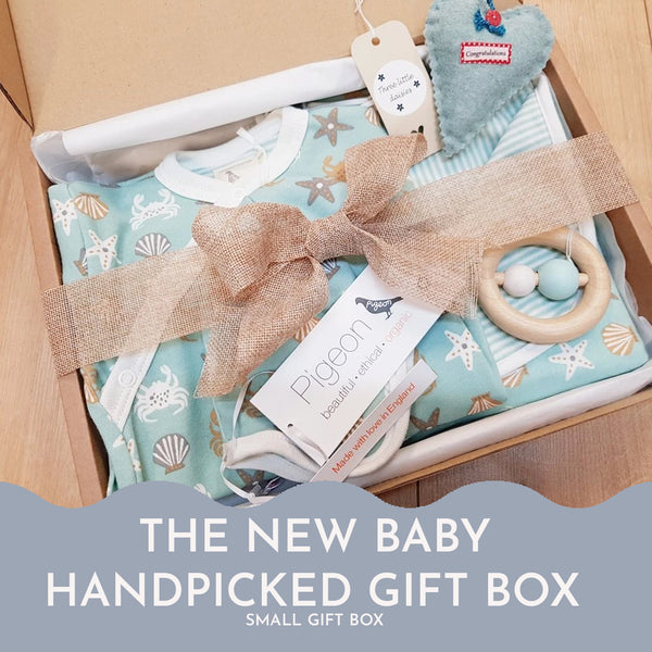 The New Baby Small Handpicked Gift Box £30