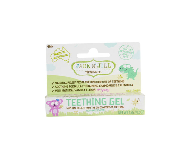Jack N' Jill Baby Teething Gel