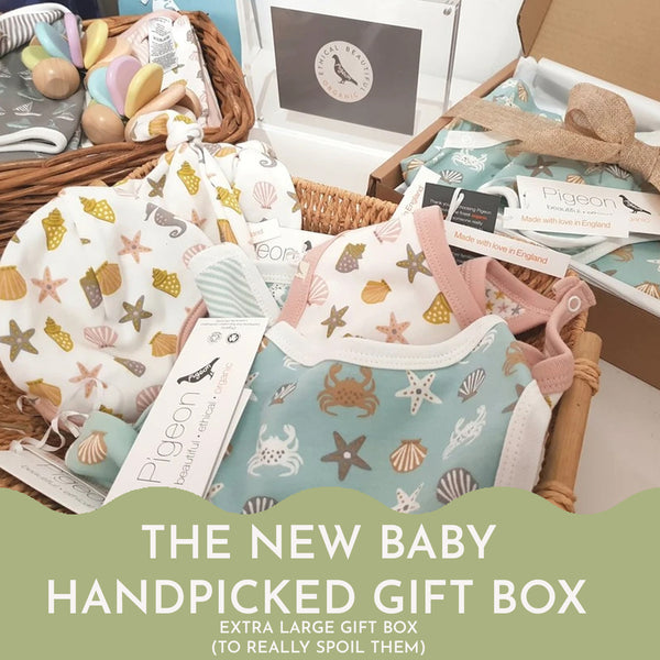 The New Baby Handpicked Gift Box £75