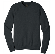 Load image into Gallery viewer, Basic unisex long sleeve fleece sweatshirt