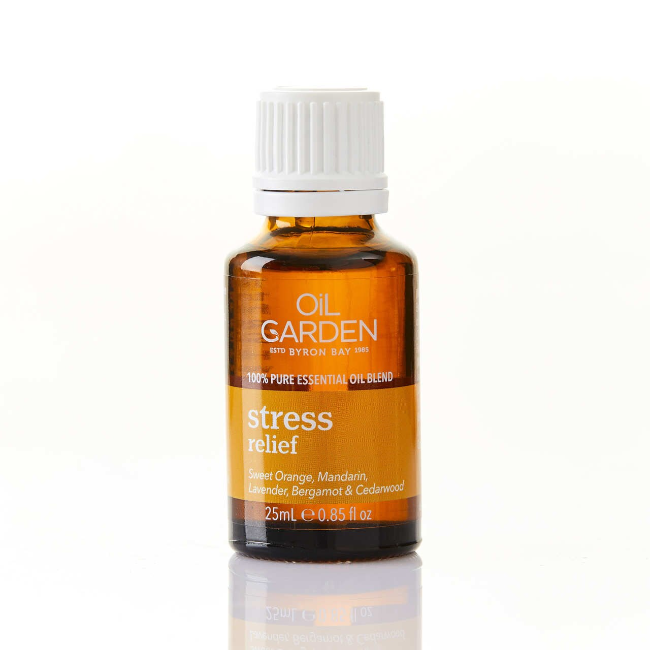 Oil Garden Stress Relief Essential Oil Blend 25mL