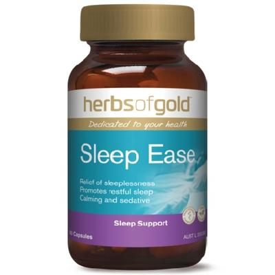Herbs of Gold Sleep Ease 60caps
