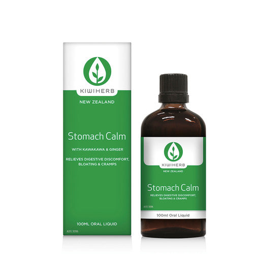 KiwiHerb Stomach Calm 100ml Oral Liquid